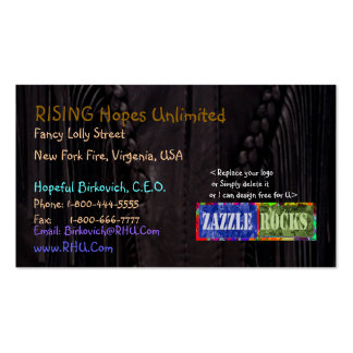 ZAZZLE ROCKS - Kink n Domination Accessories Business Card Template
