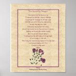 zazzle Serenety Prayer Poster