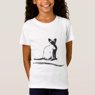 zazzle siamese cat design.ai T-Shirt