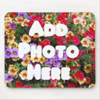 Zazzle Template Design My Own Photo Present Upload Mouse Mat