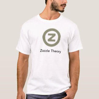 Zazzle Theory T-shirt