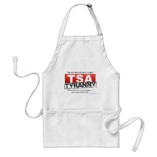 Zazzle TSA Tyranny Image Standard Apron