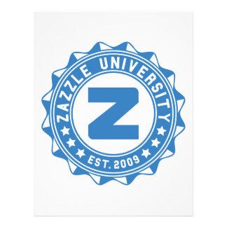 Zazzle University Flyers