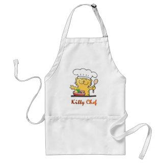 zazzle white-piggy adult apron