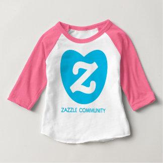 zazzlecommunity tshirkids baby T-Shirt