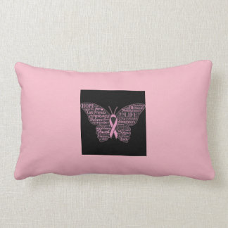 ZazzleForBreastCancer Lumbar Cushion