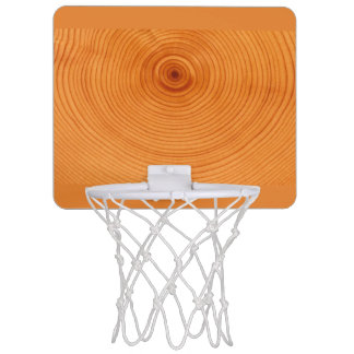 ZazzleSports Mini Basketball Hoop