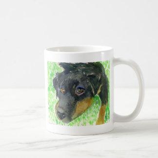 ZazzRottie.jpg Coffee Mug