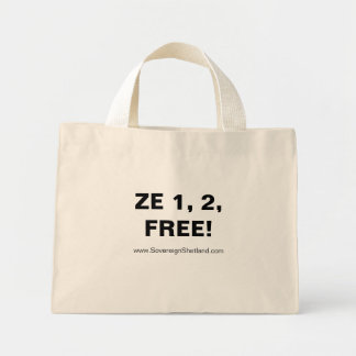ZE 1, 2, FREE! Bag