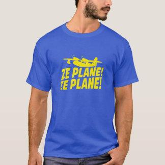 Ze Plane, Ze Plane - Fantasy Island T-Shirt