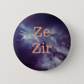 Ze Zir pronoun pin