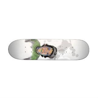 zea code red skateboard