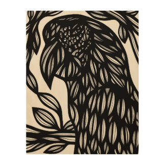 Zeal Tranquil Growing Bounty Wood Canvases