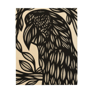Zeal Tranquil Growing Bounty Wood Print