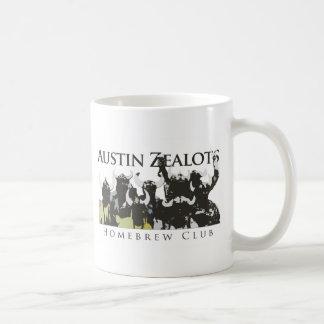 Zealots Logo 2013 Basic White Mug