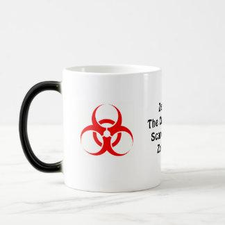 Zealots: Scarier Than Zombies Morphing Mug