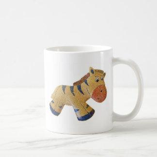 Zebedee Zebra Coffee Mug