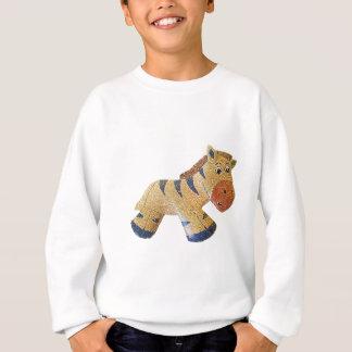 Zebedee Zebra Sweatshirt