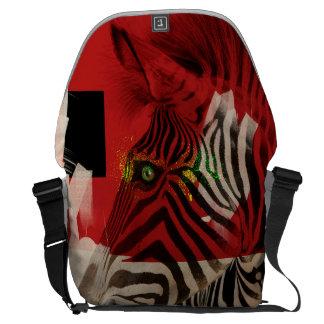 Zebra 4.0 Abstract Commuter Bag