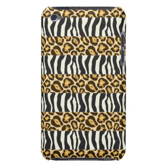 zebra and cheetah iPod touch covers