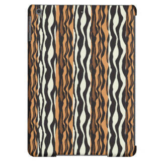 zebra and tiger print cover for iPad air