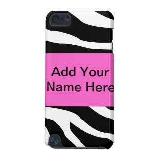 Zebra Animal Print iPod Case iPod Touch (5th Generation) Cases