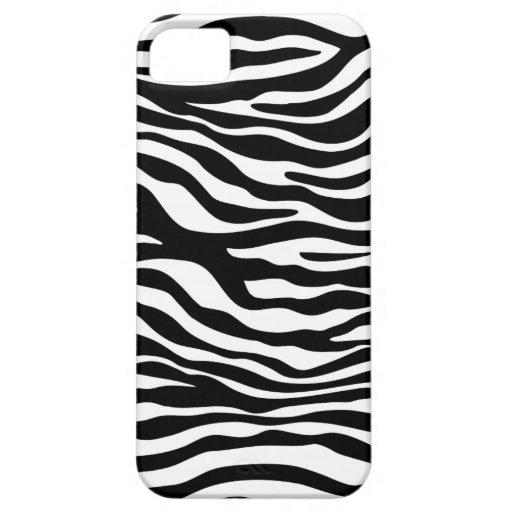 Zebra Animal Print, Trendy iPhone 5 case
