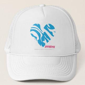 Zebra Aqua 2 Trucker Hat