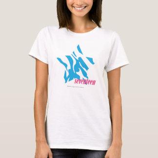 Zebra Aqua 3 T-Shirt