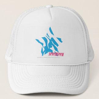 Zebra Aqua 3 Trucker Hat