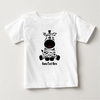 Zebra baby is cute tee shirt