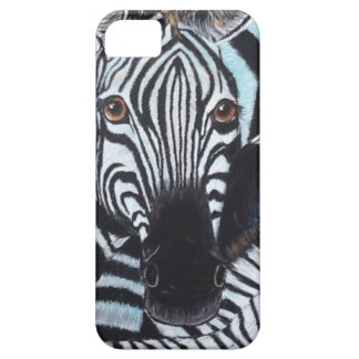Zebra Barely There iPhone 5 Case