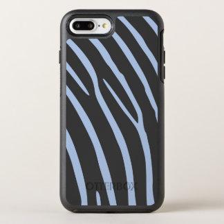 Zebra Blue marries OtterBox Symmetry iPhone 8 Plus/7 Plus Case