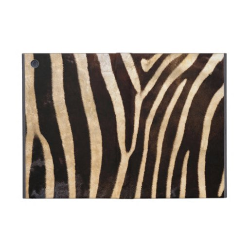 Zebra Body Fur Skin Case Cover iPad Mini Cover