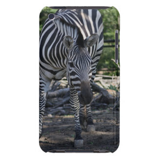Zebra Barely There iPod Covers