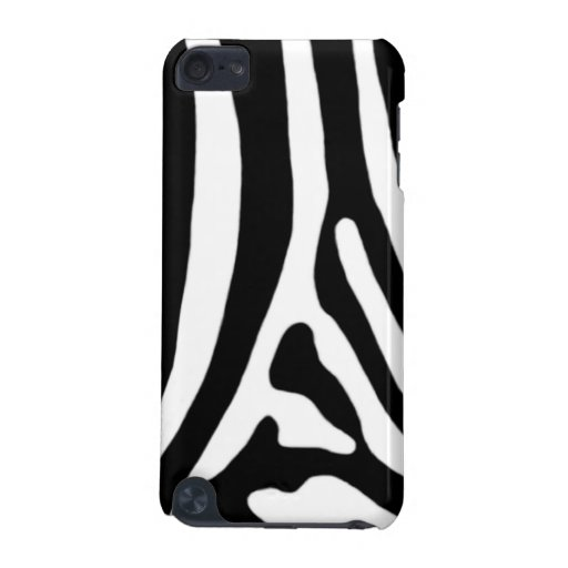 Zebra iPod Touch (5th Generation) Covers