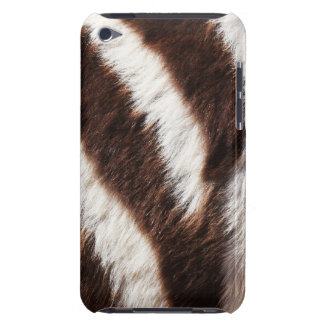 Zebra iPod Touch Cover
