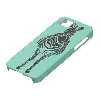 Zebra Case For The iPhone 5