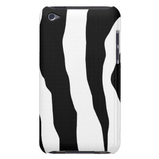 zebra Case-Mate Case Barely There iPod Covers