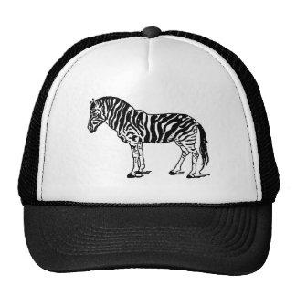 zebra-clip-art-1 trucker hat