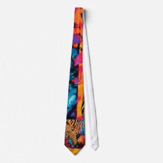 Zebra Colors exclusive designer Tie