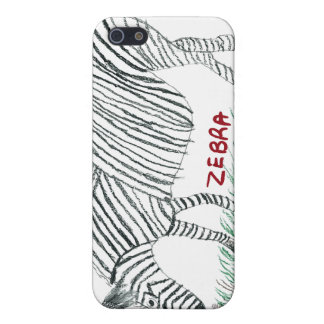 ZEBRA COVER FOR iPhone 5/5S
