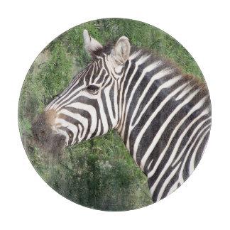 Zebra Cutting Boards