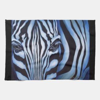 Zebra Dish Towel