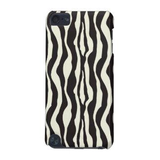 Zebra Fashion Animal Fashion Print iPod Touch (5th Generation) Case