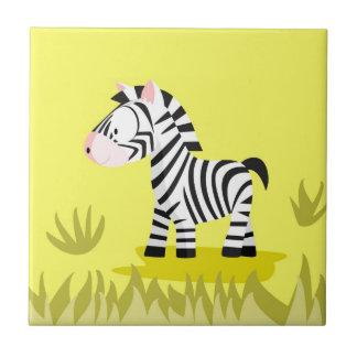 Zebra from my world animals serie tile