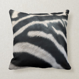 "Zebra ""Fur"" Pillow"