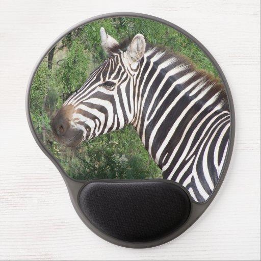 Zebra Gel Mousepads