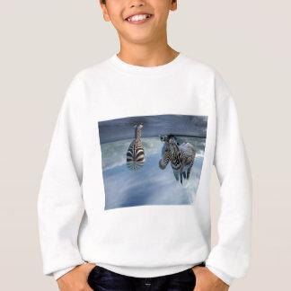 Zebra Heaven Sweatshirt