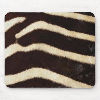 Zebra Hide Mouse Mat